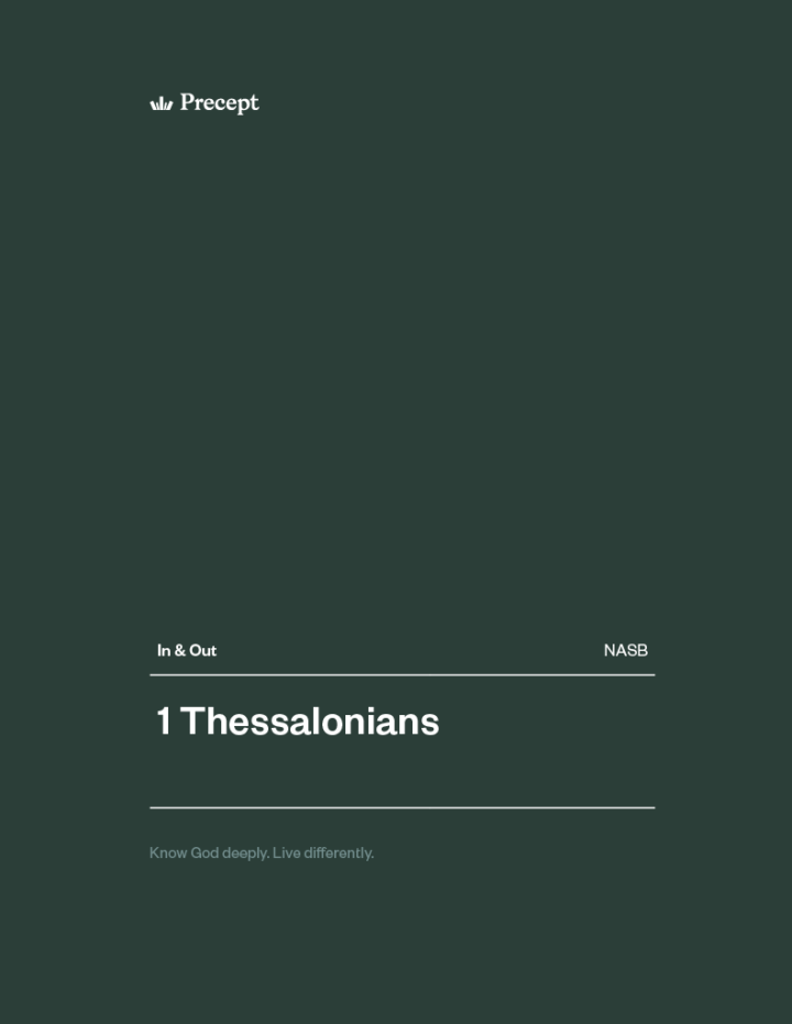 1 Thessalonians In & Out